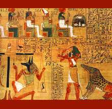 egyptian view of the afterlife essay Three questions for comparing and contrasting the afterlife beliefs of six prominent world religions by jason david gray 1 what survives the death of the body the damned will not be resurrected on this view however.